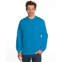 SNAP Sweat-Shirt Top-Line, Meerblau, Gr. 4XL