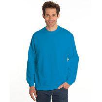 SNAP Sweat-Shirt Top-Line, Meerblau, Gr. M