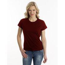 SNAP T-Shirt Flash-Line Women, Farbe dunkel rot, Größe M