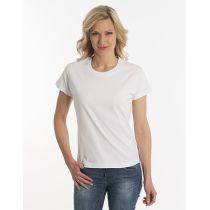 SNAP T-Shirt Flash-Line Women, Farbe weiss, Größe L