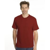 SNAP T-Shirt Flash-Line, Gr. 5XL, dunkelrot