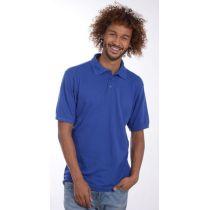 SNAP Workwear Polo Shirt P1, Royal Blau, Grösse L