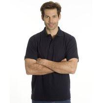 SNAP Workwear Polo Shirt P1, Schwarz, Grösse 2XL