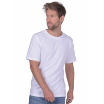 SNAP Workwear T-Shirt T2, Gr. 3XL, Weis