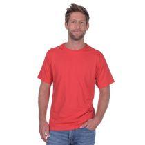 SNAP Workwear T-Shirt T2, Gr. 4XL, Rot