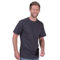 SNAP Workwear T-Shirt T2, Gr. 6XL, Dunkelgrau