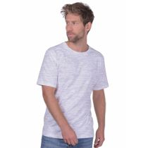 SNAP Workwear T-Shirt T2, Gr. L, Graumeliert
