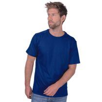 SNAP Workwear T-Shirt T2, Gr. M, Royal blau