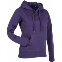 Stedman Active Sweat Hoody Damen blaubeere, Grösse XL