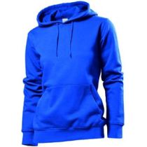 Stedman Hooded Sweatshirt Women, reyalblau, Grösse XL