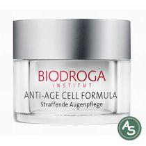 Biodroga Anti Age Cell Formula straffende Augenpflege - 15 ml