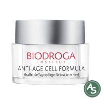 Biodroga Anti Age Cell Formula straffende Tagespflege trockene Haut - 50 ml