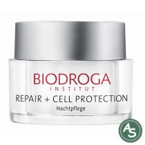 Biodroga Repair & Cell Protection Nachtpflege - 50 ml