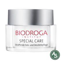 Biodroga Spezial Hals- und Dekolette Pflege - 50 ml