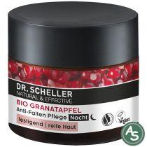 Dr. Scheller Bio-Granatapfel Nachtpflege - 50 ml