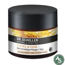 Dr. Scheller Distel & Chia Reichhaltige Pflege Tag - 50 ml