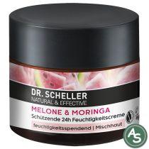 Dr. Scheller Melone & Moringa Schützende 24h Feuchtigkeitscreme - 50 ml