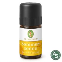 Primavera naturreine Duftmischung Sommersonne - 5 ml