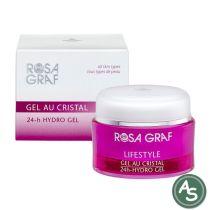 Rosa Graf LIFESTYLE Gel au Christal - 50 ml