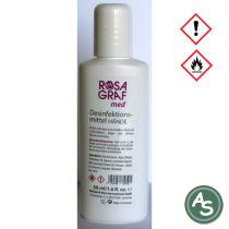 Rosa Graf med Desinfektionsmittel Hände - 50 ml