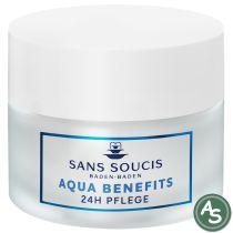 Sans Soucis Aqua Benefits 24h Creme - 50 ml