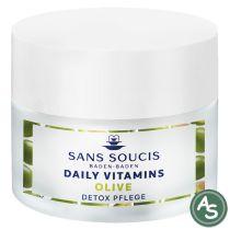 Sans Soucis Daily Vitamins Detox Pflege - 50 ml
