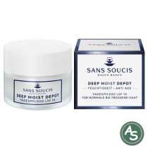 Sans Soucis Deep Moist Depot Tagespflege LSF 10 - 50 ml