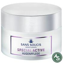 Sans Soucis Special Active Augenpflege extra reichhaltig - 15 ml