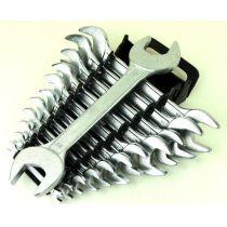 Maulschlüssel Set Gabelschlüssel Satz 12 tlg.6-32 mm Schlüssel geschmiedet