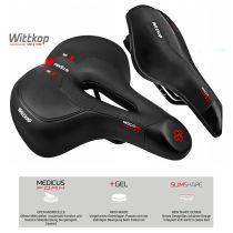 Fahrrad-Sattel Fahrradsattel Wittkop Medicus 6.3 245200 PRO GEL Unisex