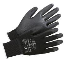 Handschuhe für Fahrrad & KFZ Mechaniker mit PU- Beschichtung.