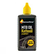 Kettenöl HANSELINE MTB graphitiert 125 ml (3,12 EUR /100 ml)