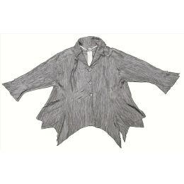 Lagenlook Jacke zipfelig - reduziert