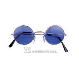 Brille - Hippiebrille (Erwachsene) - Karneval Fasching - Sonderpreis