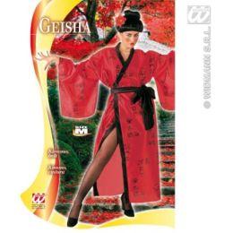 Kostüm - Kimono - Geisha - Gr. M - Damenkostüm - SONDERPREIS