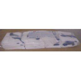 Bauchtücher 45 x 45 cm, 20 Stück