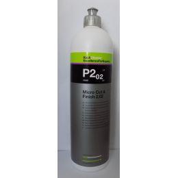 Koch Chemie P2.02 Micro Cut & Finish Feinschleifpaste 1,0 Liter