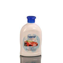 Twintop Graffiti Entferner 500 ml - Sprühnebelentferner+ Hochpolierpaste