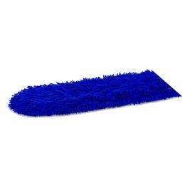 Acrylmop 50 cm blau