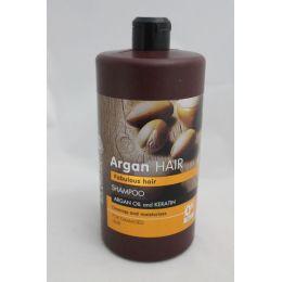 Arganöl Shampoo mit Keratin 1000 ml Dr.Sante