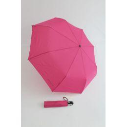 Esprit Automatik Regenschirm pink Taschenschirm 52682