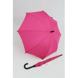 Esprit Automatik Regenschirm Stockschirm pink 51182