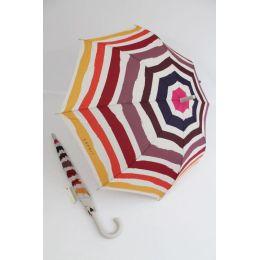 Esprit Regenschirm Eroded Stripes 01 Stockschirm