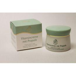 Hagina Vitamincreme mit Propolis  50 ml Nachtcreme
