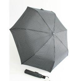 Happy Rain Automatik Regenschirm für Herren 4686802 Taschenschirm