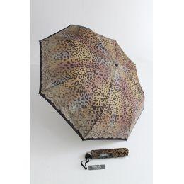 Happy Rain Automatik Regenschirm Leo Lace Taschenschirm Damenschirm