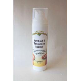 Hornhaut & Schrunden Balsam 75 ml enthält 25% Urea