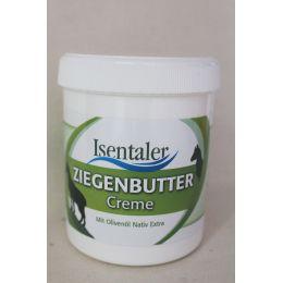 Isentaler Ziegenbuttercreme 250 ml Körpercreme
