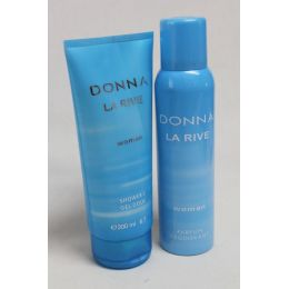 La Rive Parfum Deodorant und Duschgel Donna