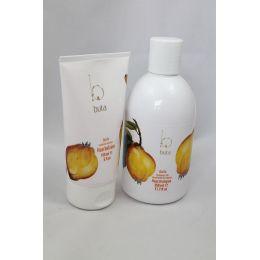 Shampoo und Spülung Quitte 350 ml Haarwäsche für Damen und Herren